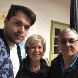 Velevisa Vélez-Málaga entrevista al pintor y escultor Rafael Jiménez